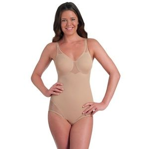 MIRACLESUIT - SHAPING BODYBRIEFER - Nude